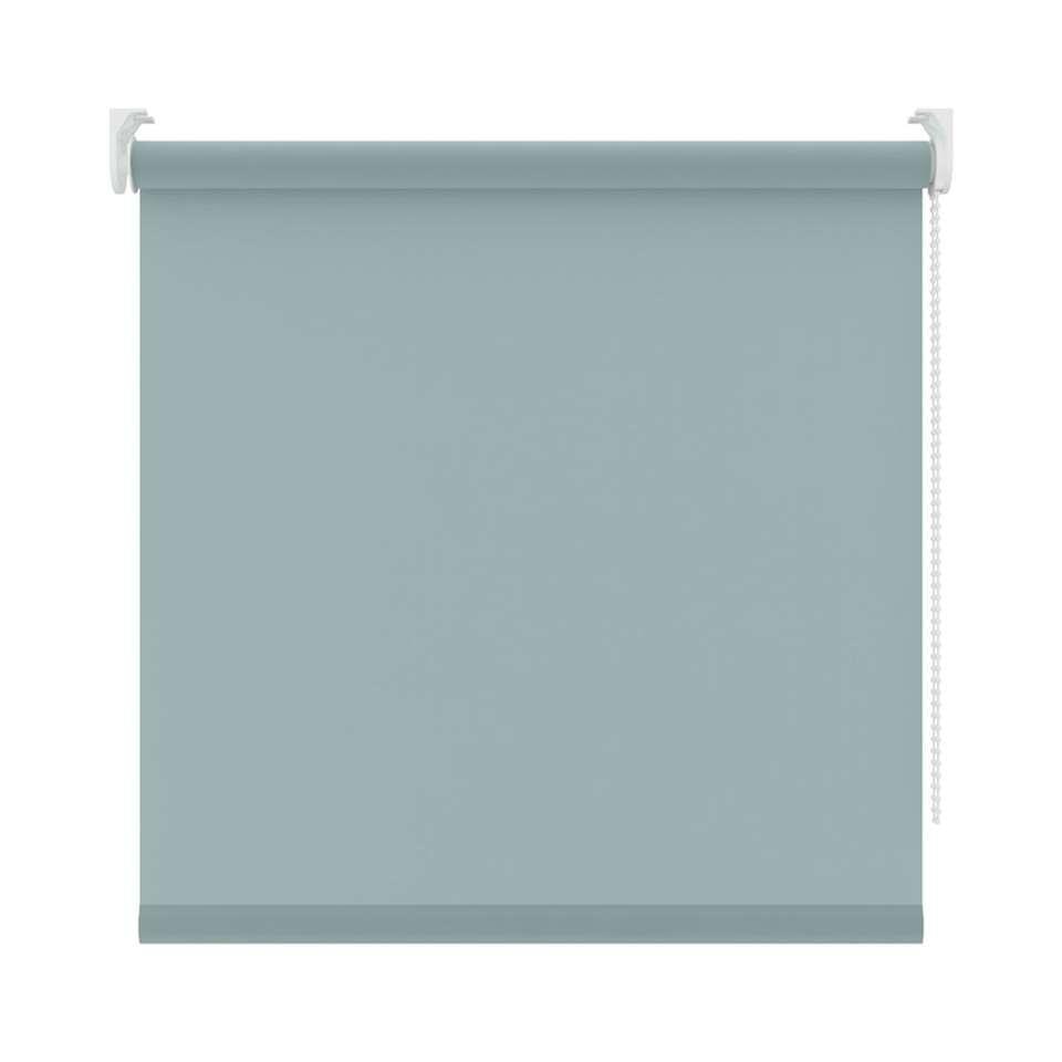 Rolgordijn lichtdoorlatend - lichtblauw - 90x190 cm