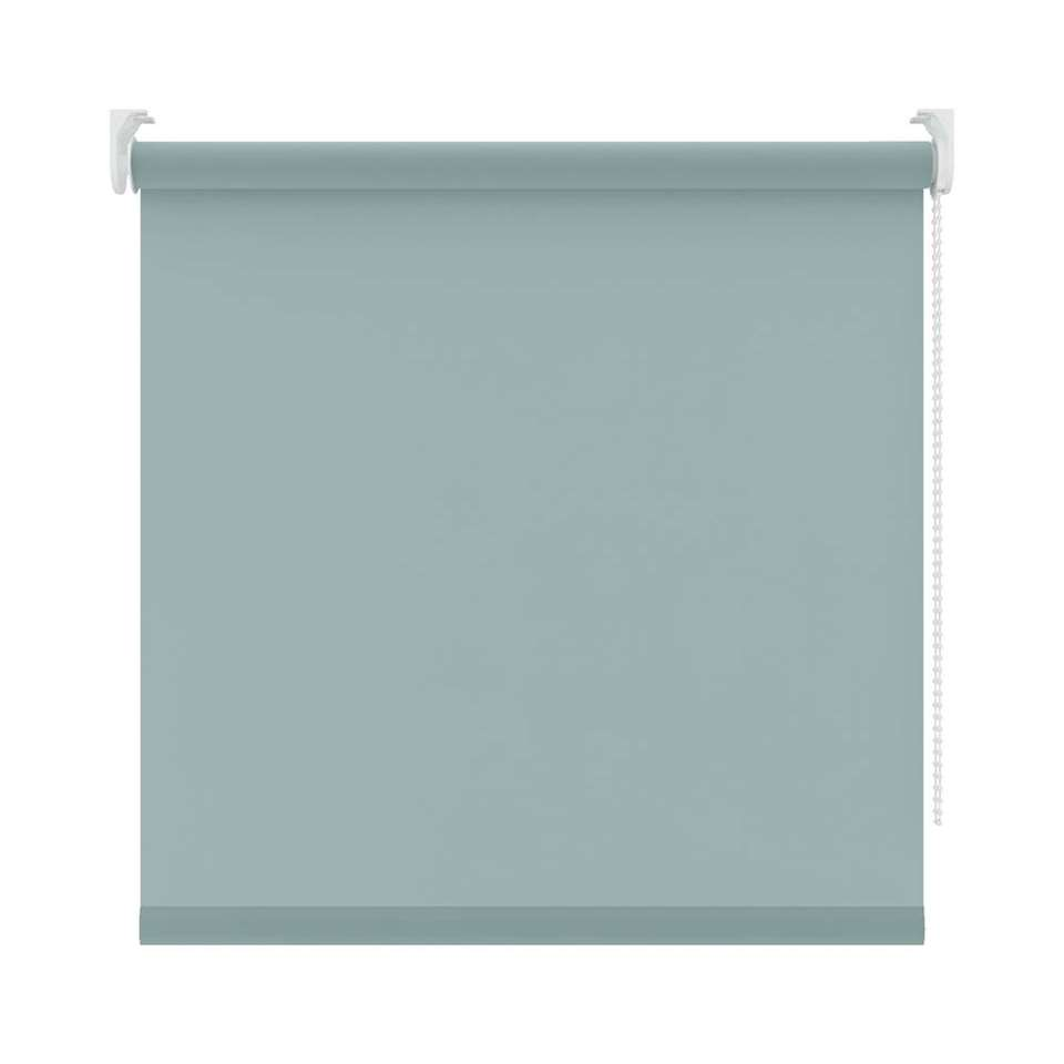 Rolgordijn lichtdoorlatend - lichtblauw - 120x190 cm