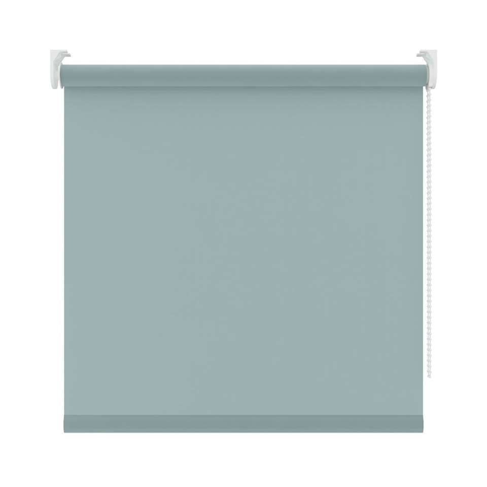 Rolgordijn lichtdoorlatend - lichtblauw - 210x190 cm