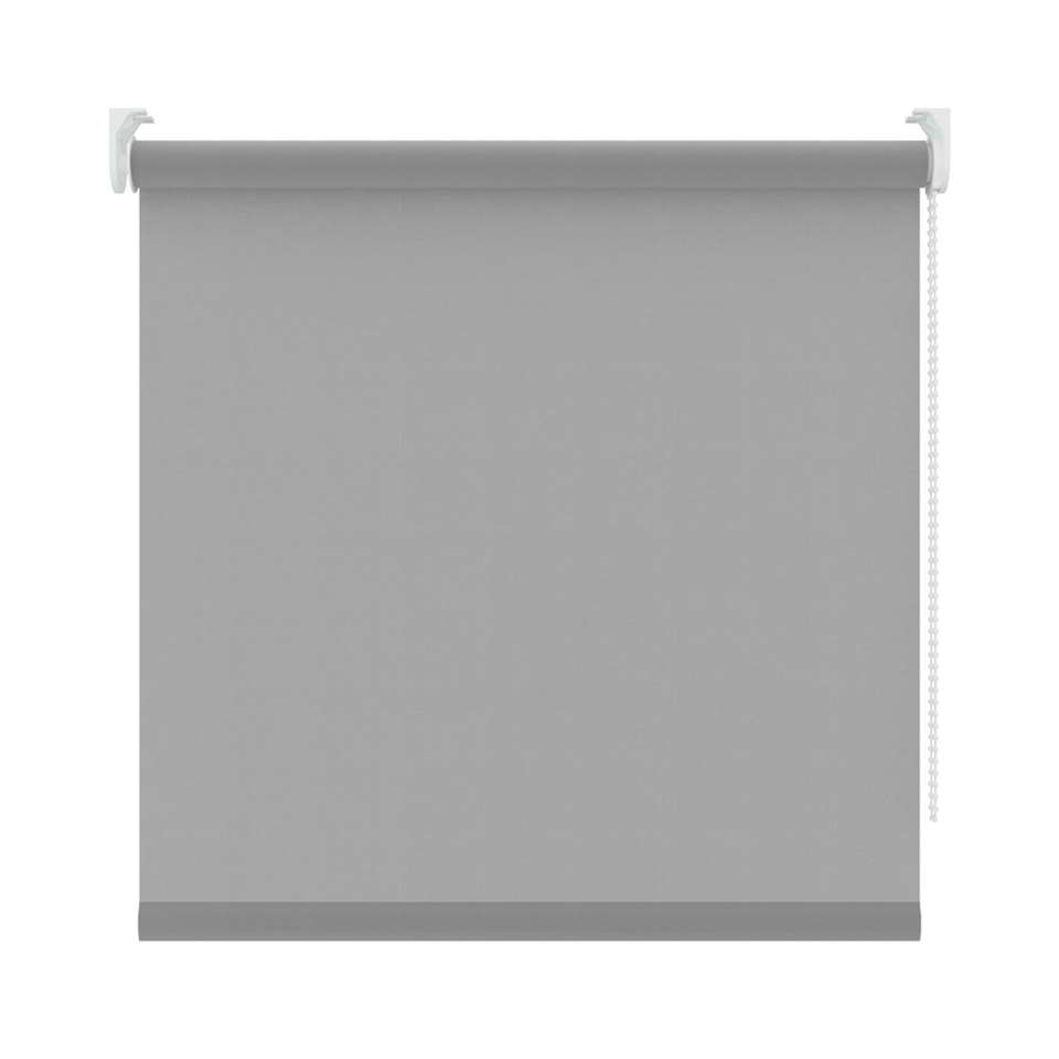 Rolgordijn lichtdoorlatend - lichtgrijs - 180x250 cm - Leen Bakker