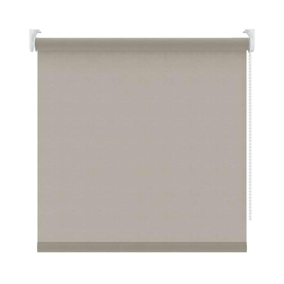 Rolgordijn lichtdoorlatend - lichtgrijs - 120x190 cm