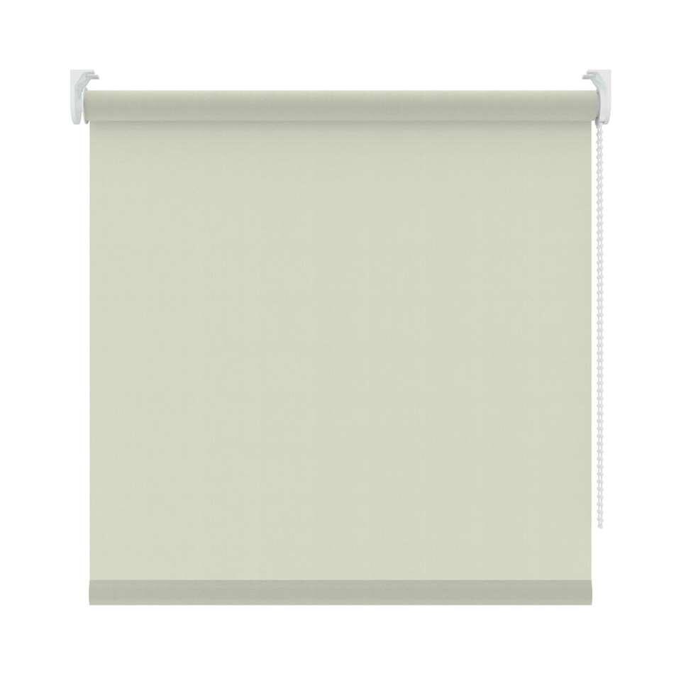 Rolgordijn lichtdoorlatend - beige - 90x190 cm