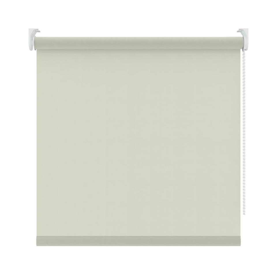 Rolgordijn lichtdoorlatend - beige - 120x190 cm - Leen Bakker