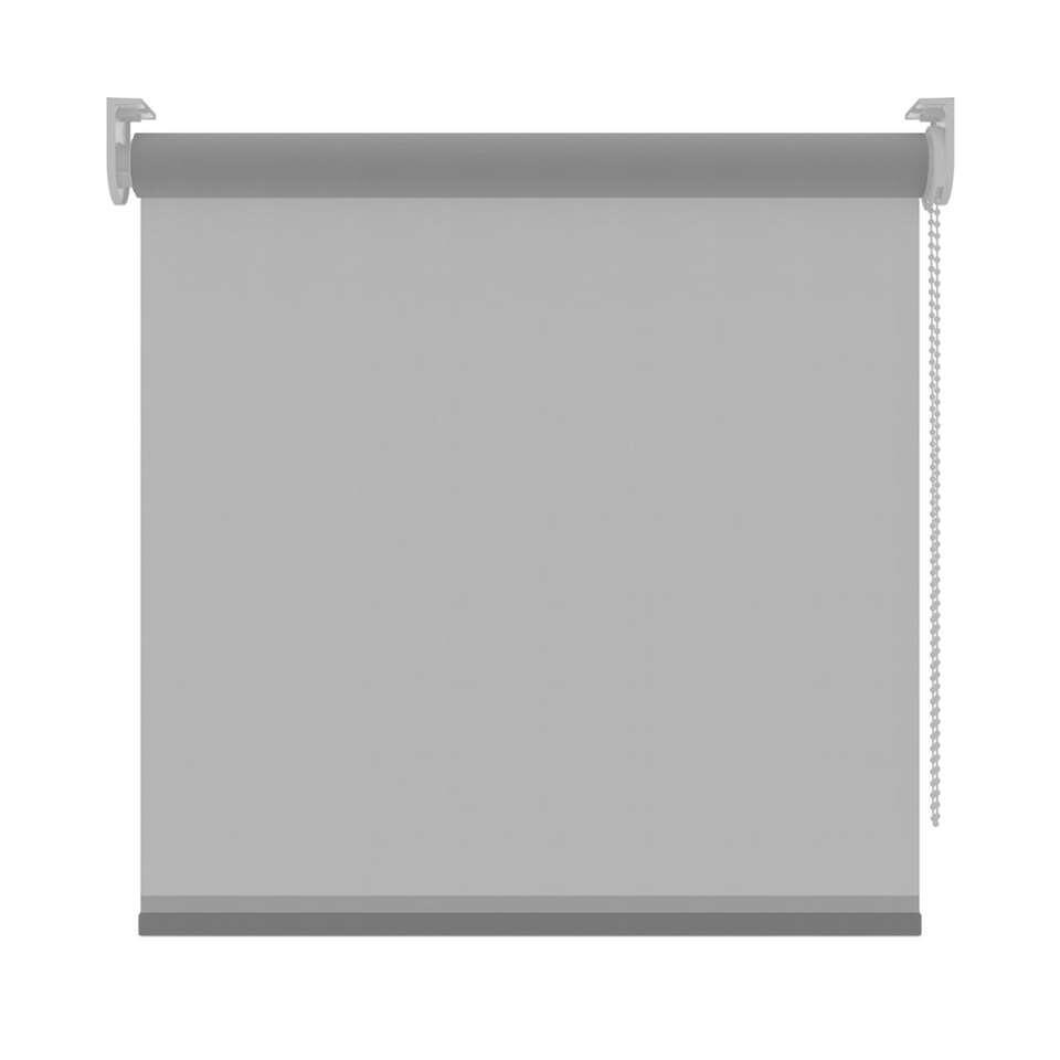 Rolgordijn lichtdoorlatend - lichtgrijs - 270x190 cm