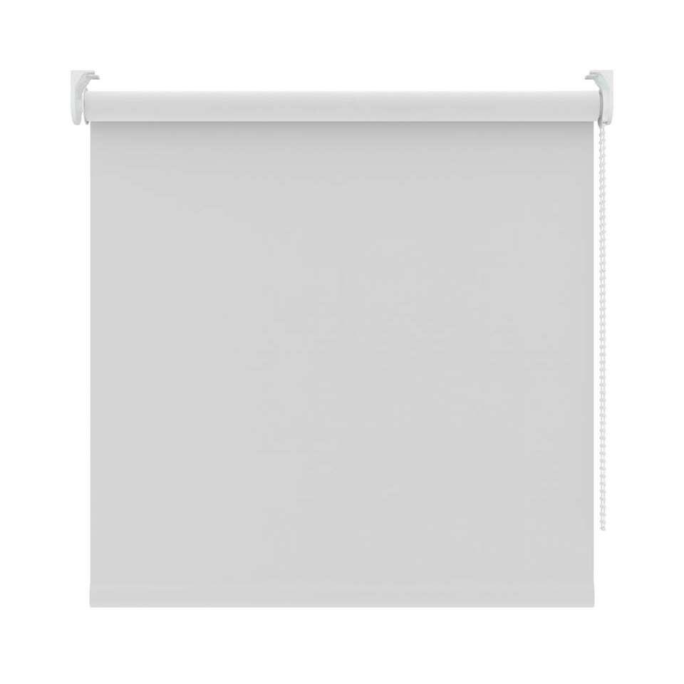 Rolgordijn verduisterend - sneeuwwit - 120x190 cm