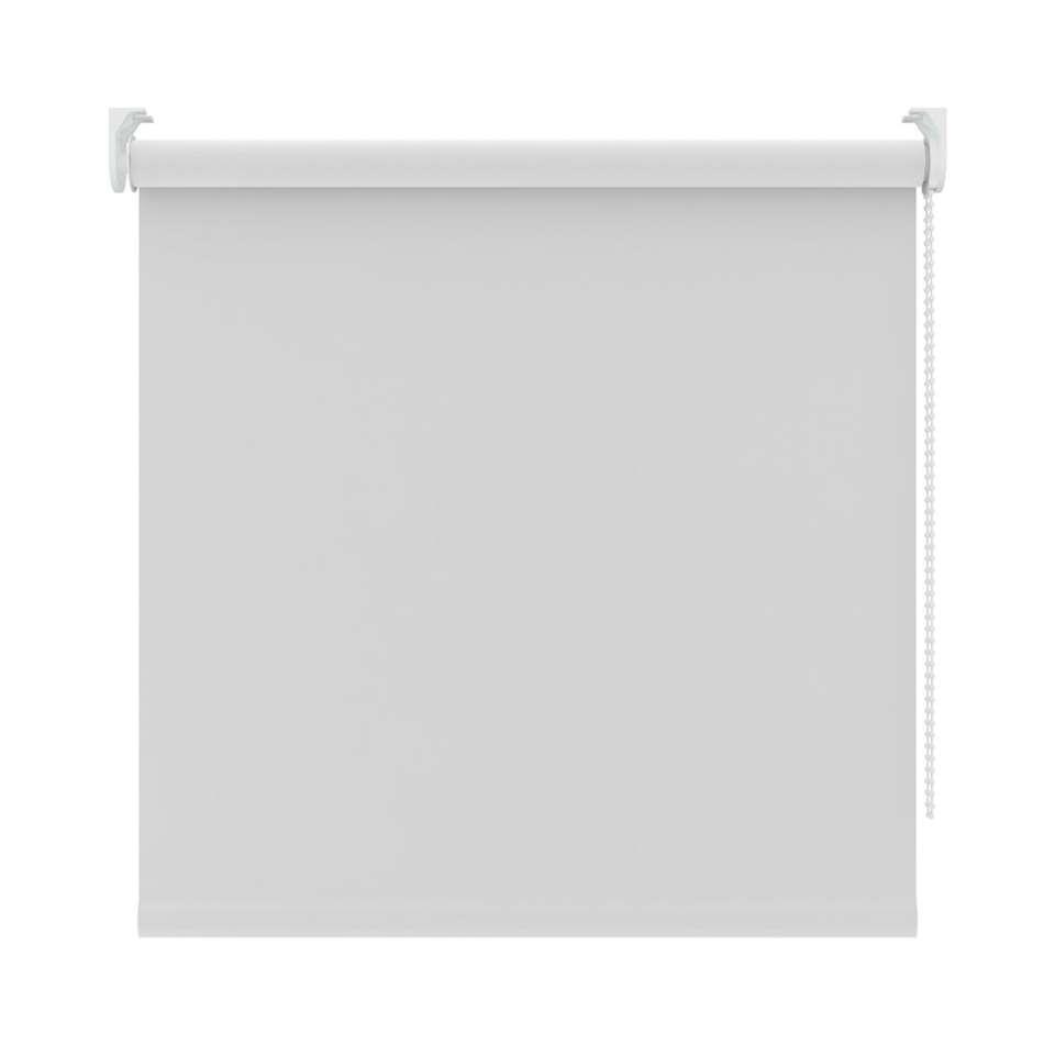 Rolgordijn verduisterend - sneeuwwit - 120x250 cm