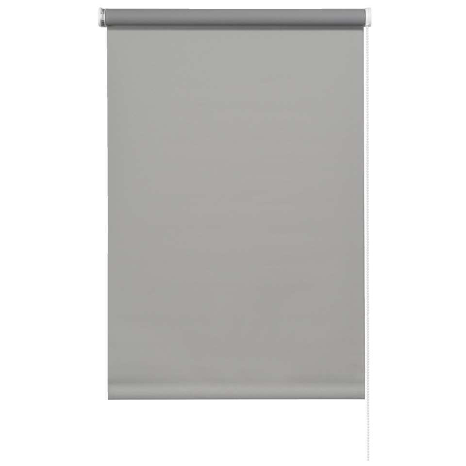 Rolgordijn verduisterend - muisgrijs - 60x190 cm