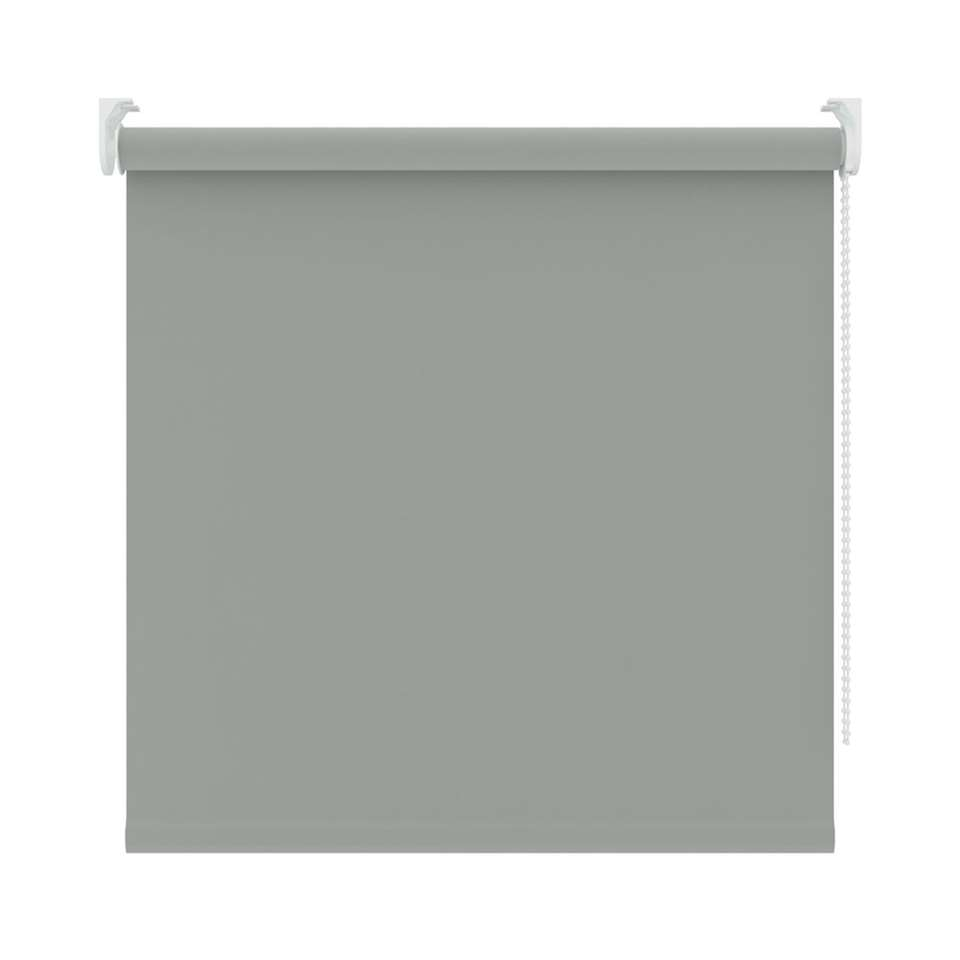 Rolgordijn verduisterend - muisgrijs - 120x250 cm