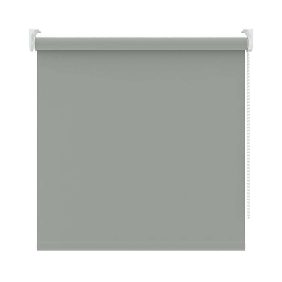 Rolgordijn verduisterend - muisgrijs - 210x190 cm - Leen Bakker