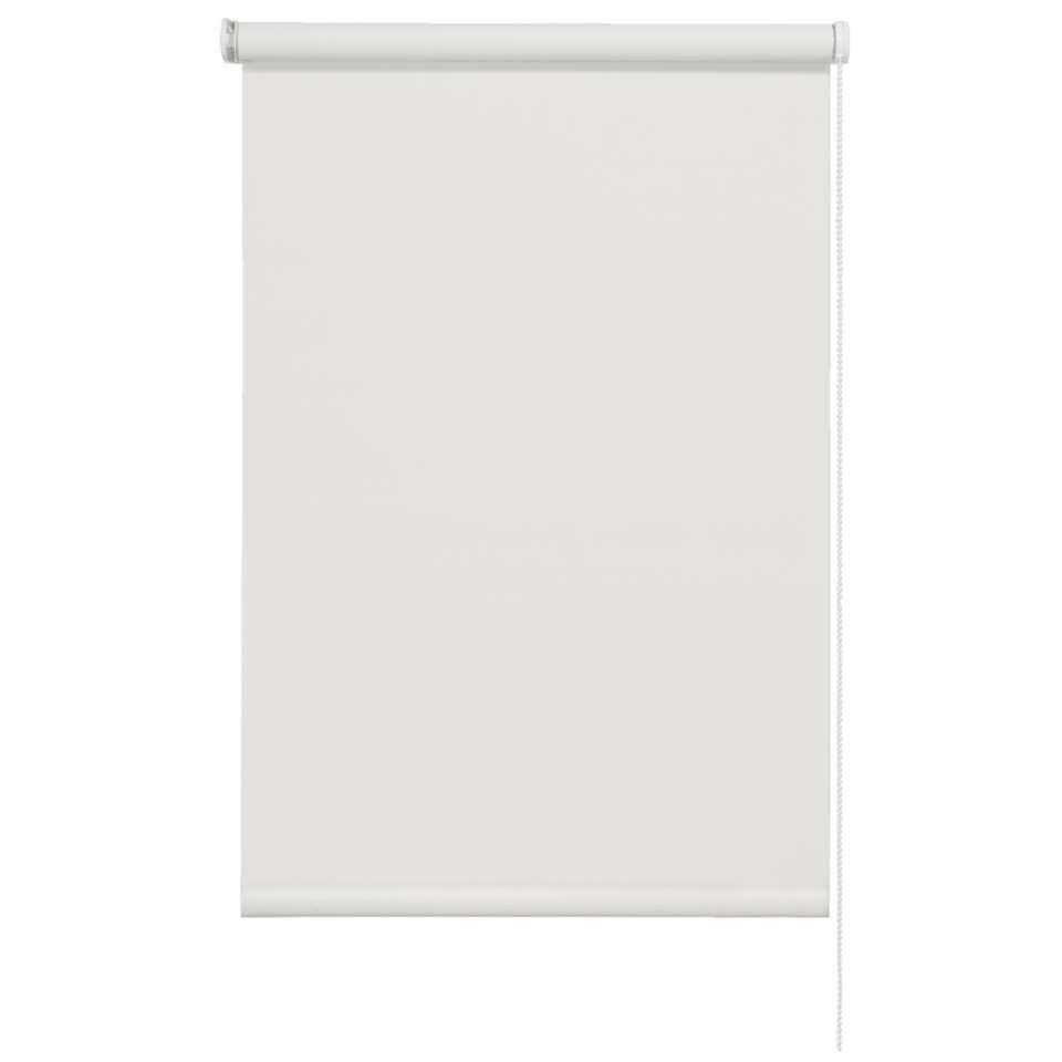 Rolgordijn verduisterend - beige - 60x190 cm - Leen Bakker