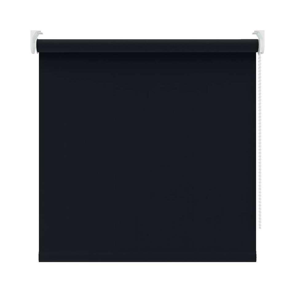 Rolgordijn verduisterend - zwart - 120x190 cm