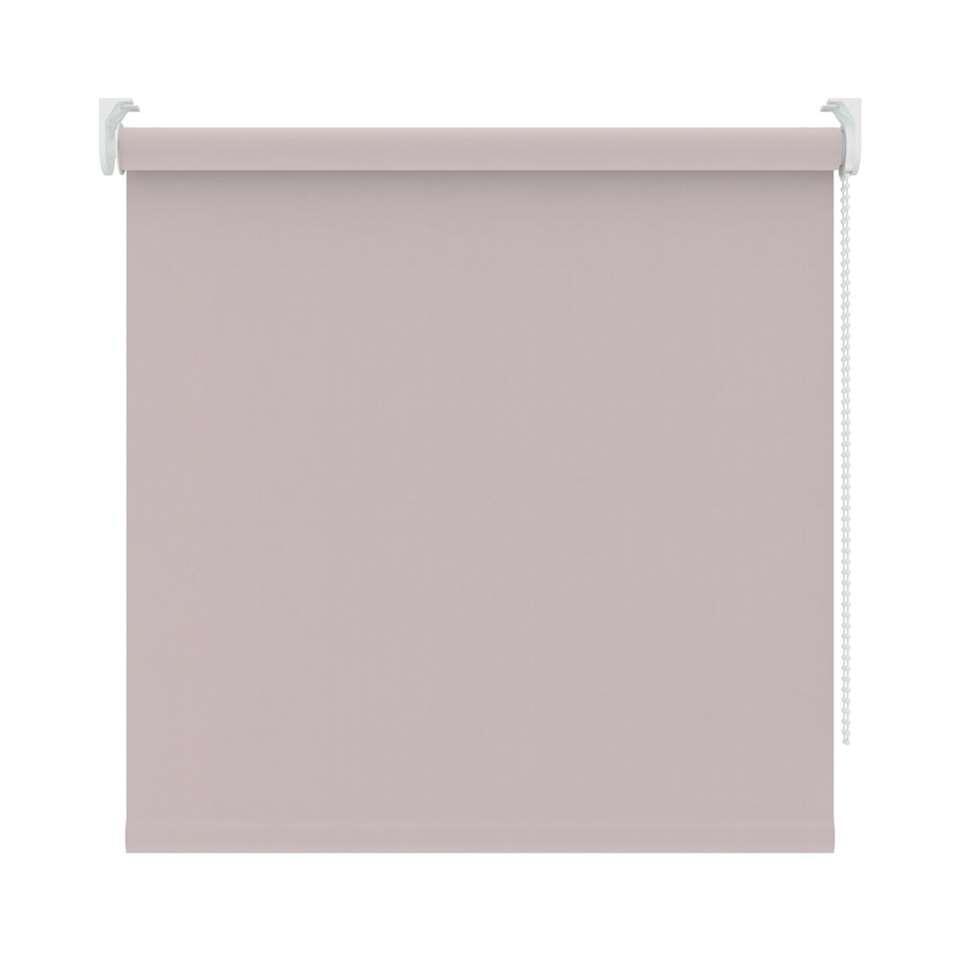 Rolgordijn verduisterend - poederroze - 180x190 cm