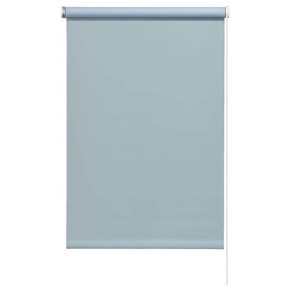 Rolgordijn verduisterend - lichtblauw - 60x190 cm - Leen Bakker