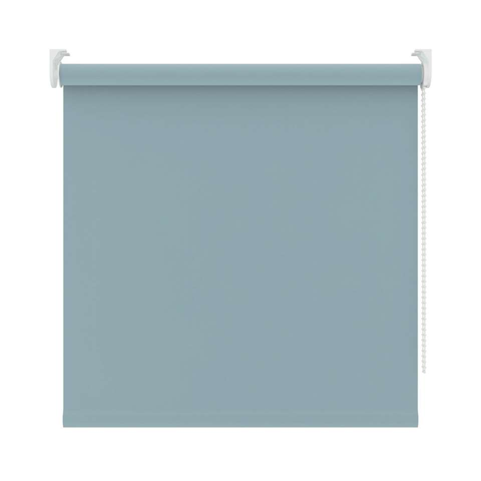 Rolgordijn verduisterend - lichtblauw - 150x190 cm