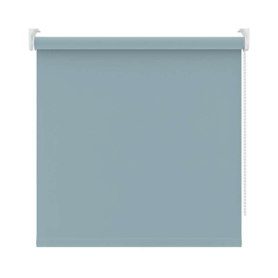 Rolgordijn verduisterend - lichtblauw - 210x190 cm