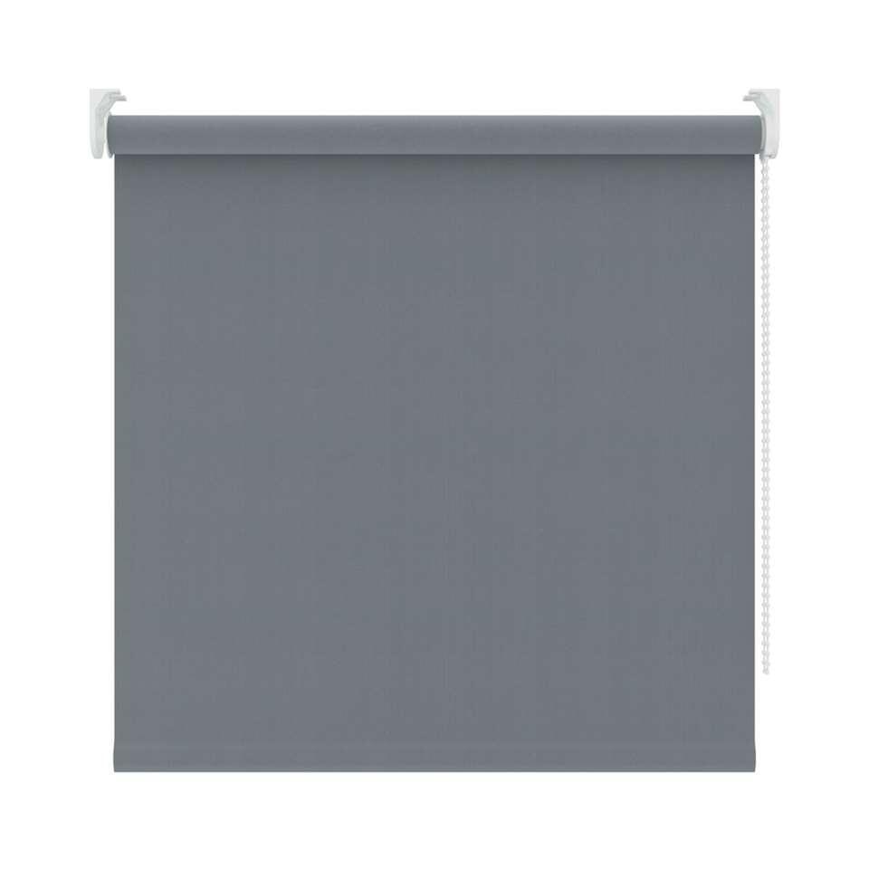 Rolgordijn verduisterend - steengrijs - 150x190 cm