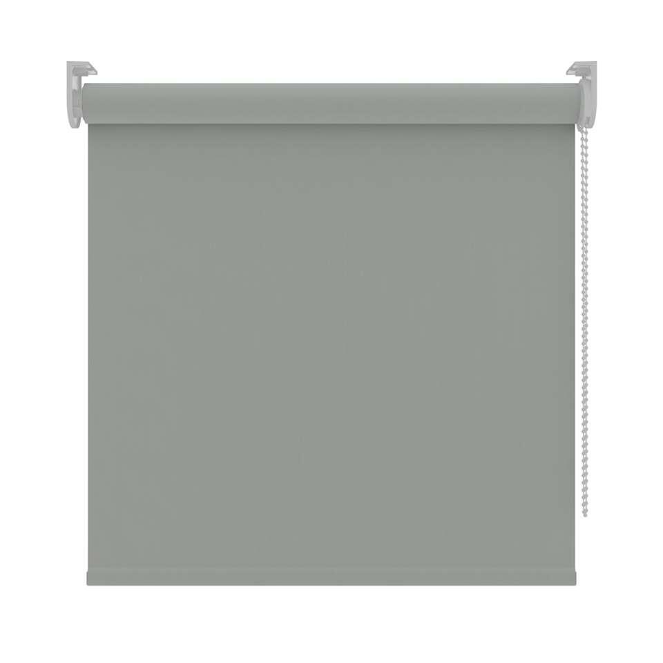 Rolgordijn verduisterend - muisgrijs - 270x190 cm - Leen Bakker