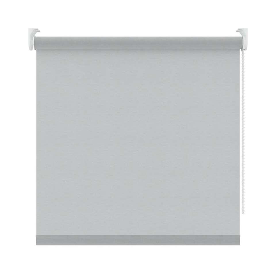 Rolgordijn lichtdoorlatend dessin - lichtgrijs - 120x190 cm