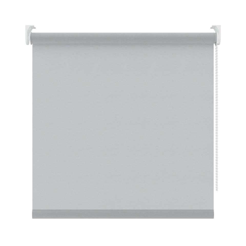Rolgordijn lichtdoorlatend dessin - lichtgrijs - 150x190 cm