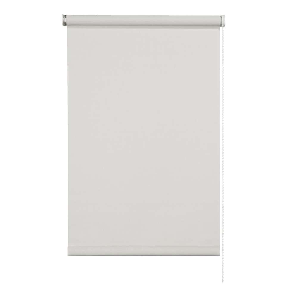 Rolgordijn lichtdoorlatend screenstof - beige - 60x190 cm