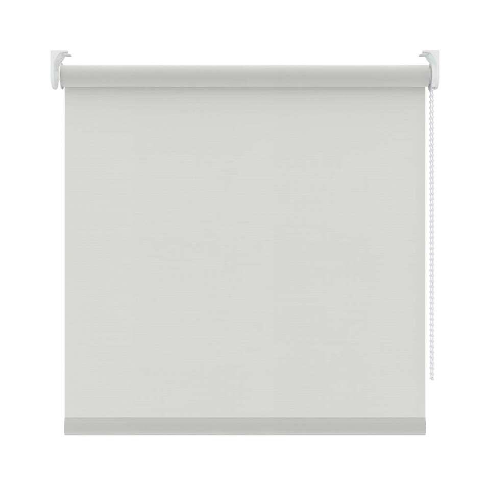 Rolgordijn lichtdoorlatend screenstof - beige - 120x190 cm