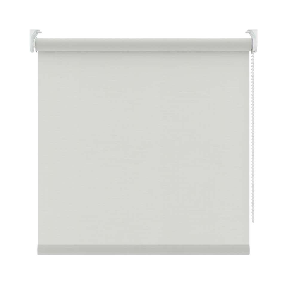 Rolgordijn lichtdoorlatend screenstof - beige - 150x190 cm - Leen Bakker