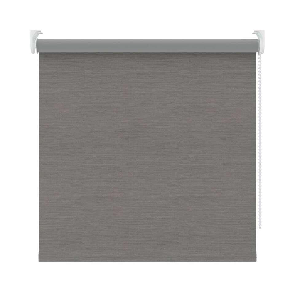 Rolgordijn verduisterend - grijs - 120x190 cm - Leen Bakker