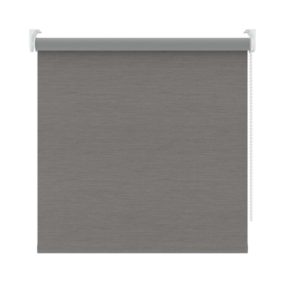 Rolgordijn verduisterend - grijs - 180x190 cm