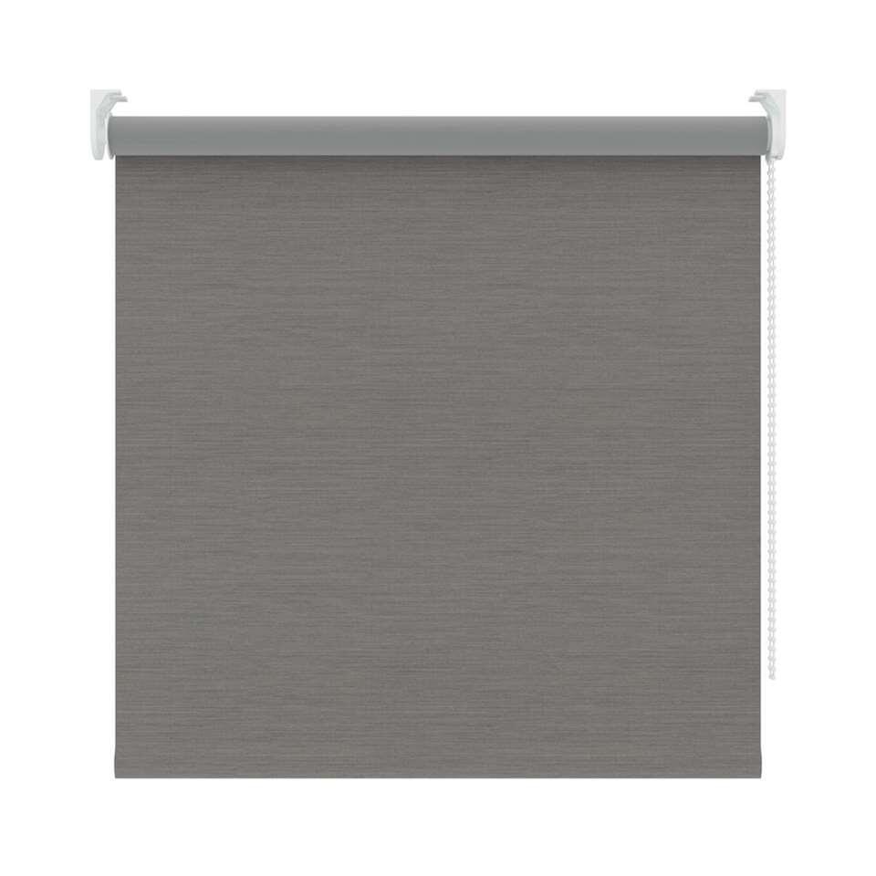 Rolgordijn verduisterend - grijs - 210x190 cm