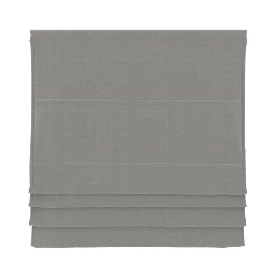 Dit vouwgordijn geeft je interieur een warme, sfeervolle uitstraling. De verduisterende stof maakt dit product ideaal voor slaap- en kinderkamers.
