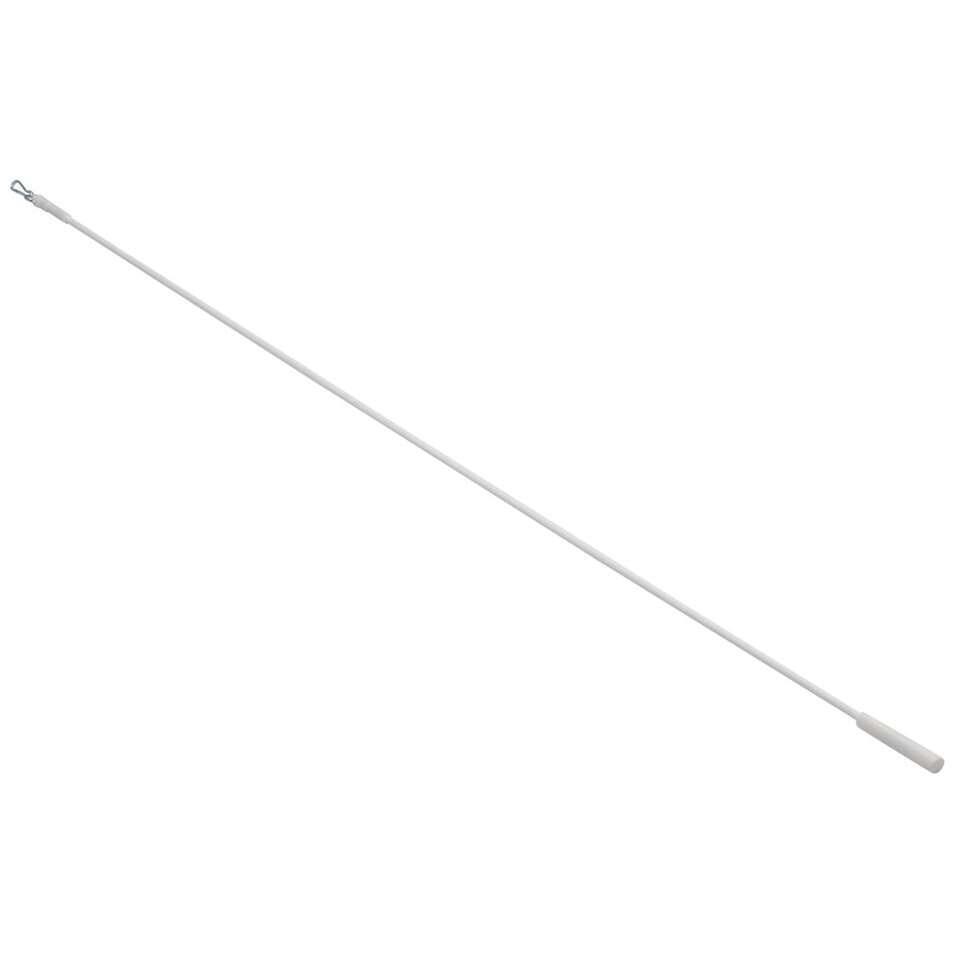 Trekstang - wit - 100 cm
