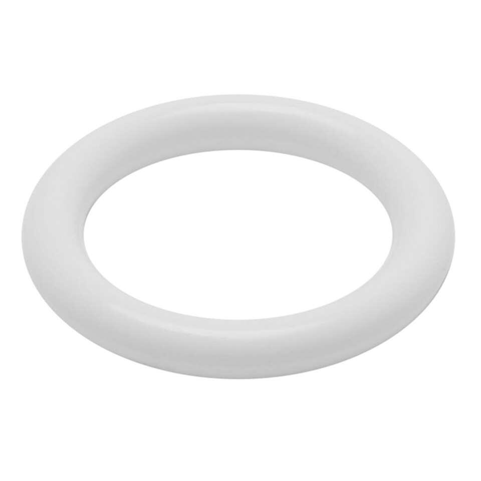 Ringen 18x25 mm - zilverkleurig (24 stuks) - Leen Bakker