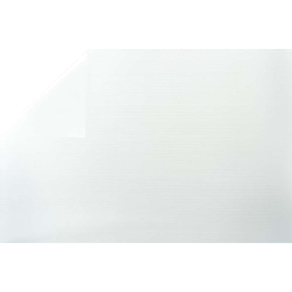 Bestfix raamfolie Stripe creëert een fijne privé sfeer in huis. Het is eenvoudig op het raam aan te brengen.