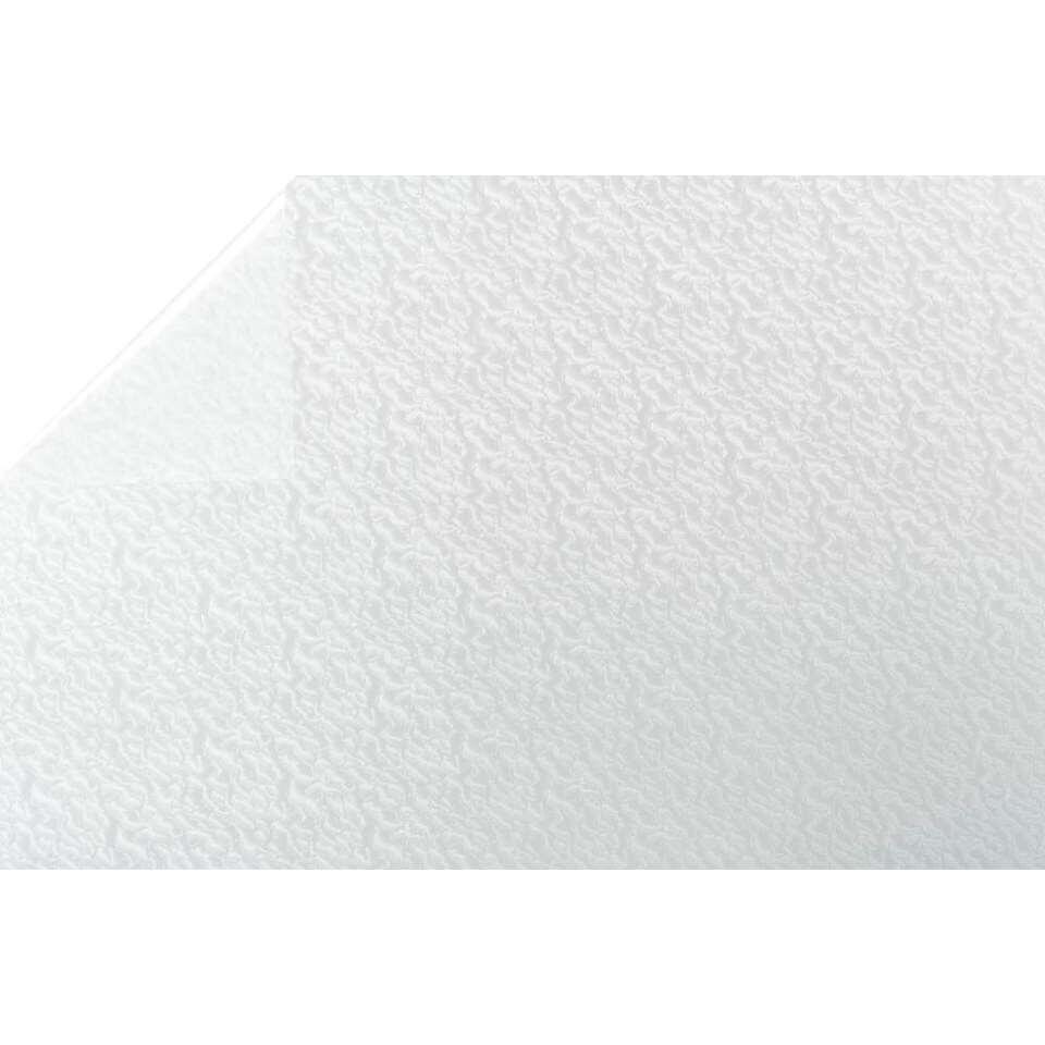 Bestfix raamfolie Ice Flower - transparant - 45 cm - Leen Bakker