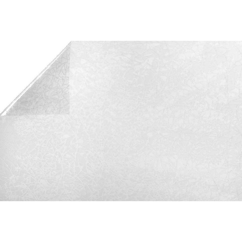 Statifix raamfolie Briljant - transparant - 45 cm - Leen Bakker