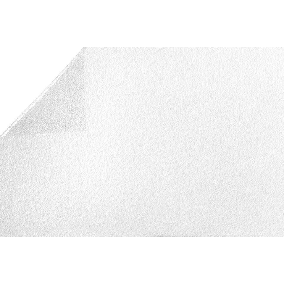 Statifix raamfolie Bubble - transparant - 45 cm - Leen Bakker