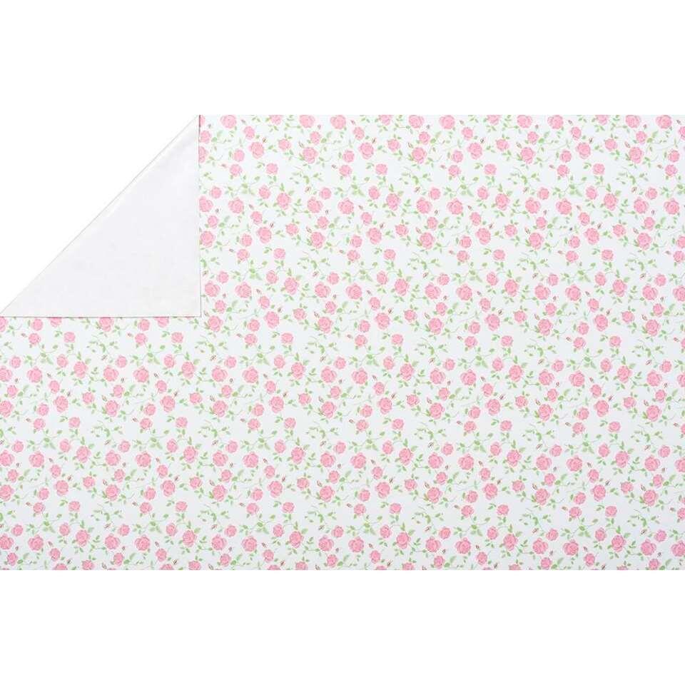 Bestfix decofolie Laura – roze – Leen Bakker