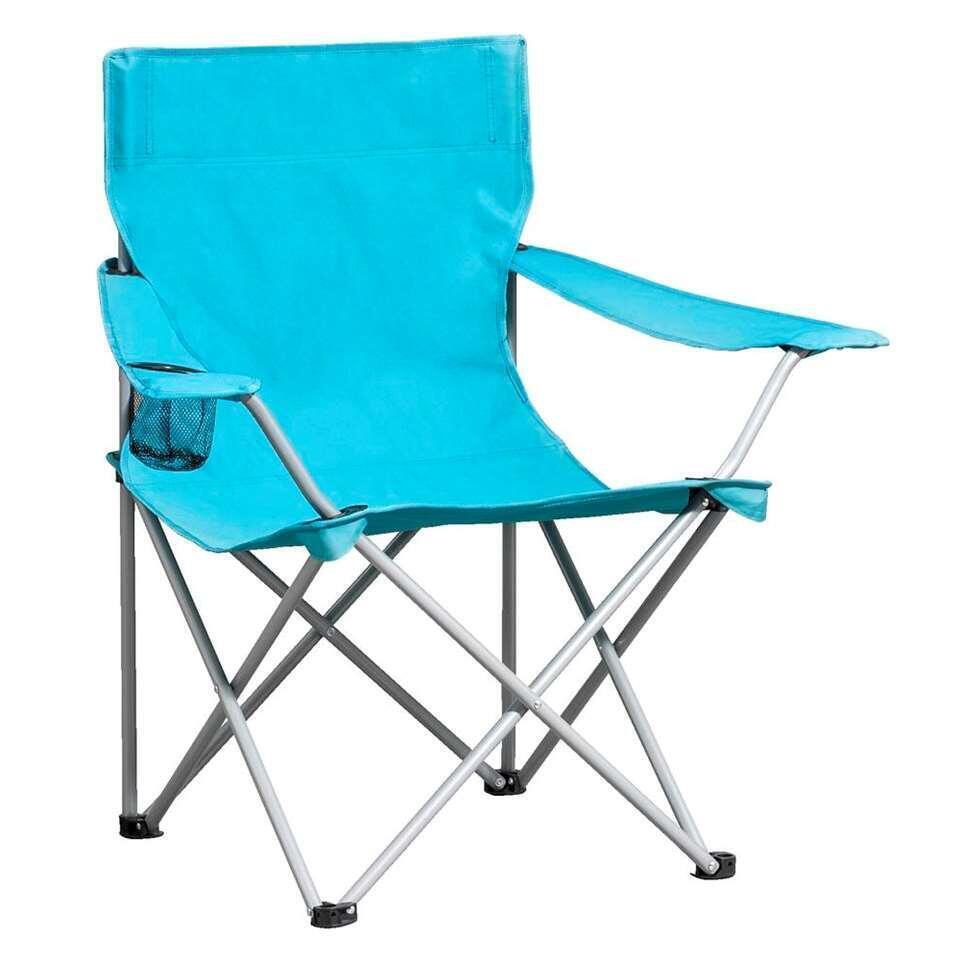 Campingstoel Miami - turquoise