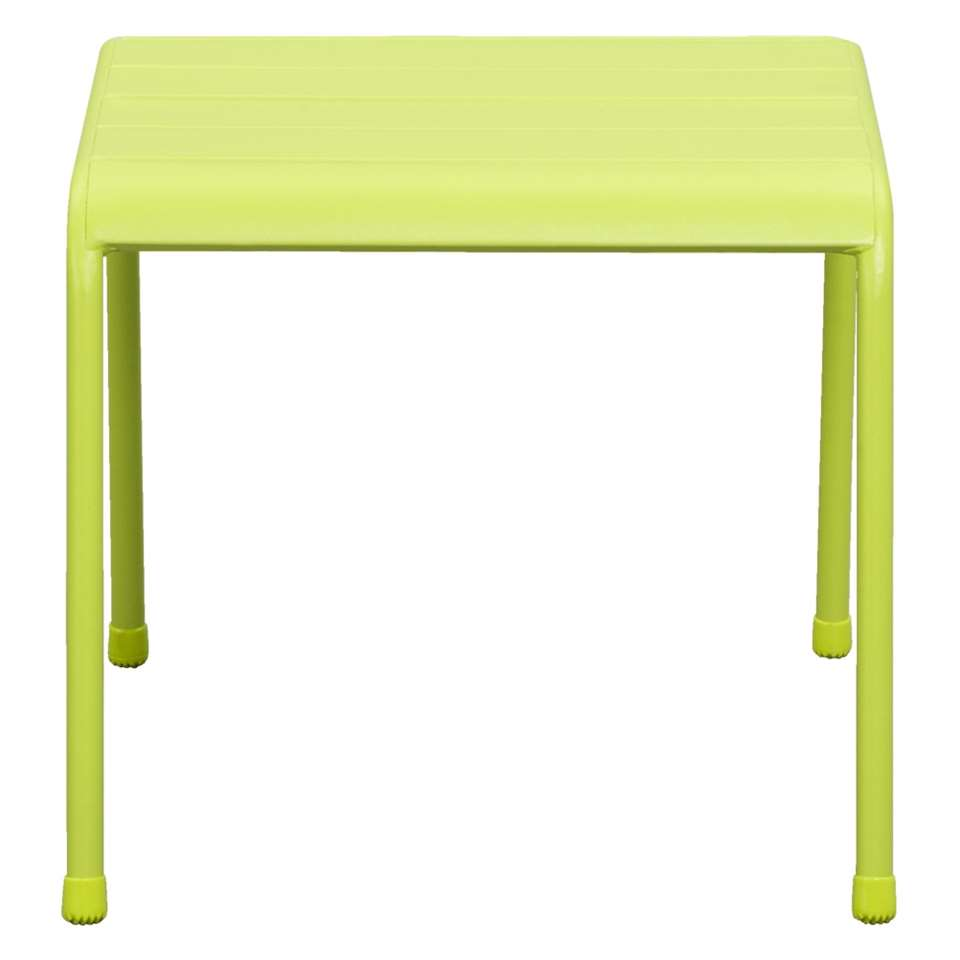 Tafel Fortaleze - groen - 56x44x39 cm - Leen Bakker