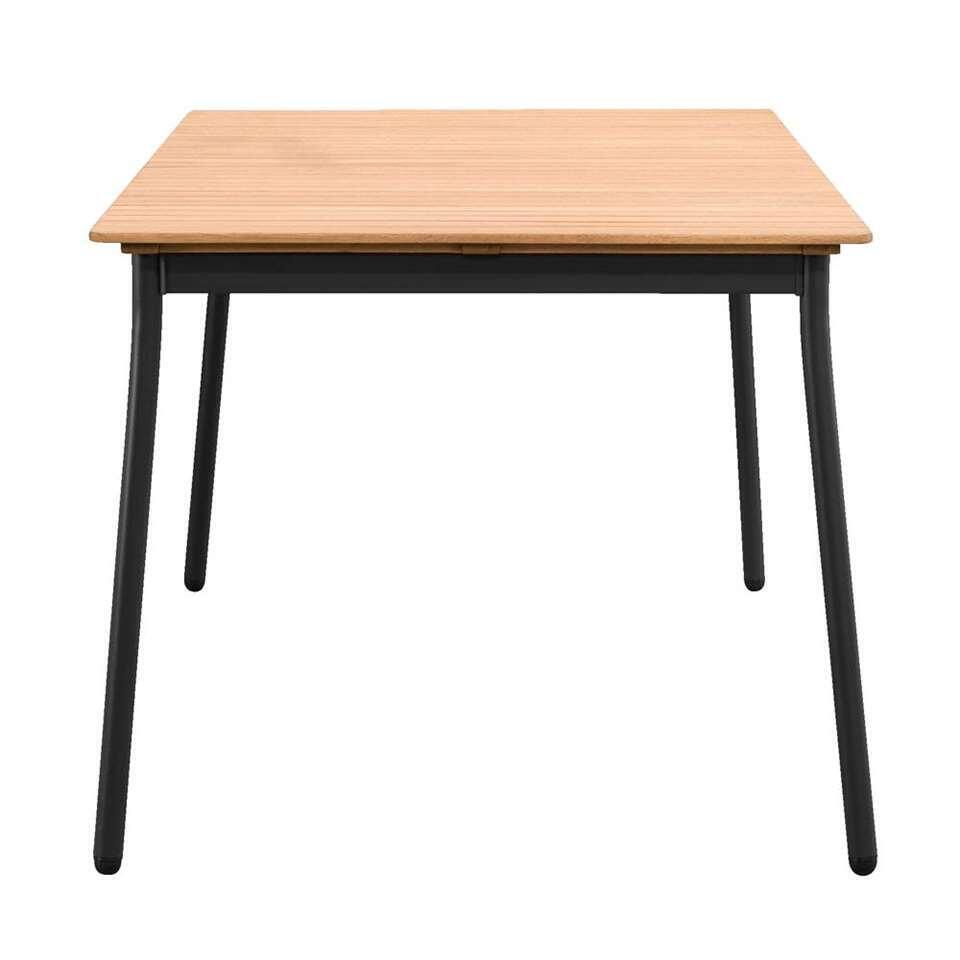 Le Sud table Loire - couleur naturelle - 147x90x76 cm