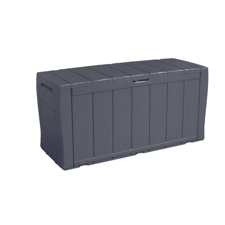 Keter opbergbox Sherwood - 57,5x117x45 cm - Leen Bakker