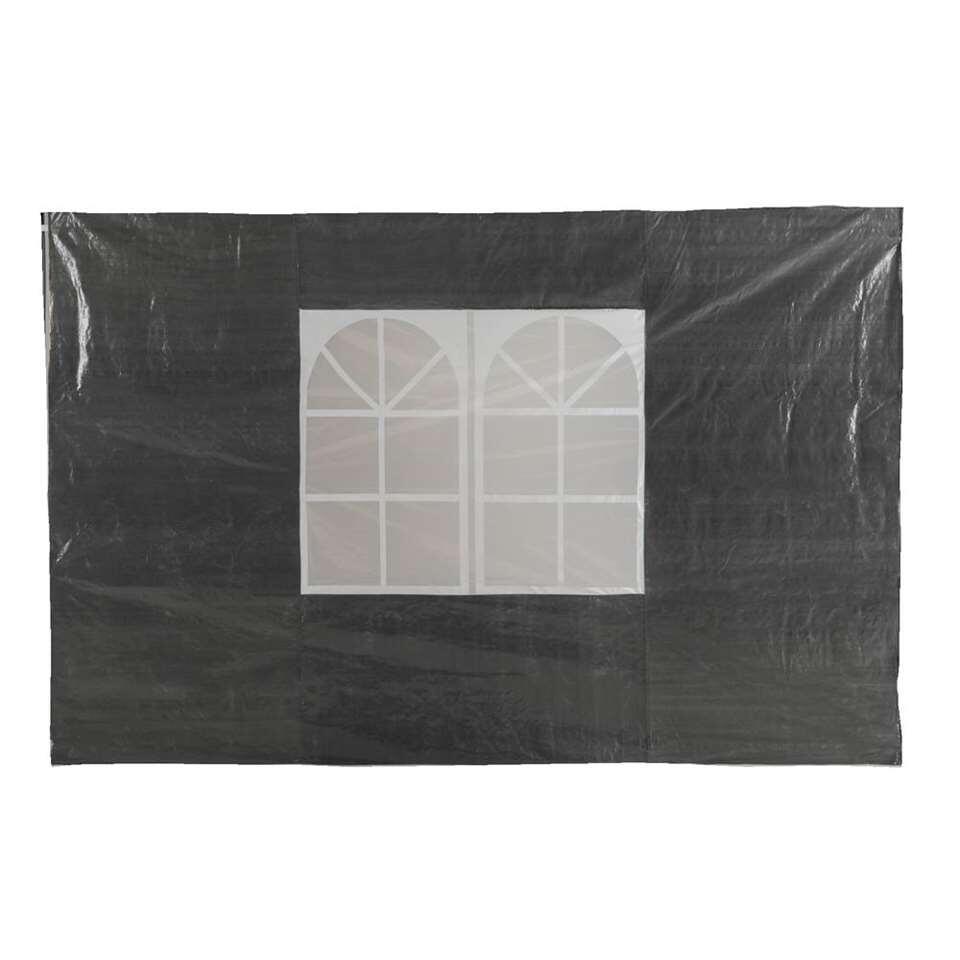 Zijden partytent Ambiance 2 st - grijs - 200x300 cm