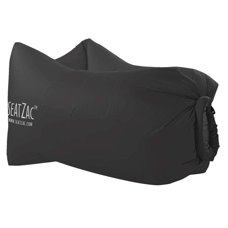 SeatZac zitzak - zwart - Leen Bakker
