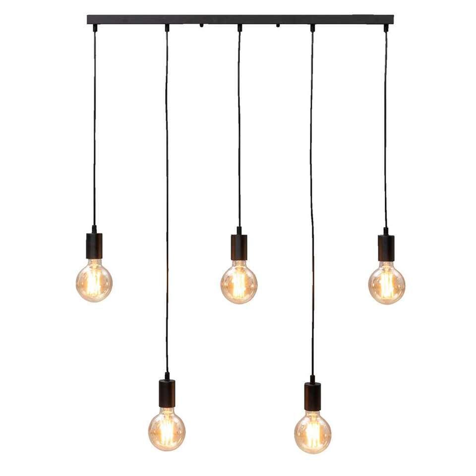 Hanglamp Perth - zwart