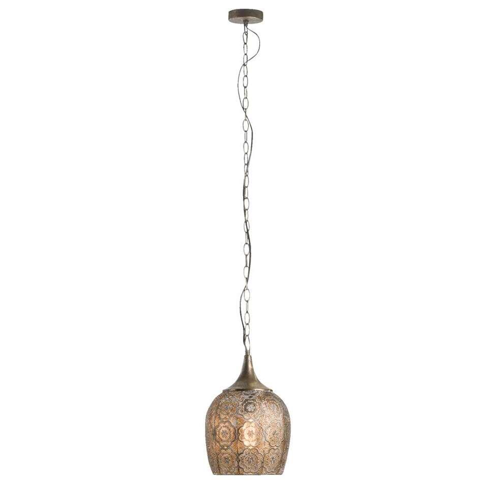 Hanglamp Rabat - goudkleurig