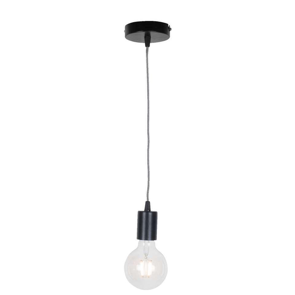 Hanglamp Modern - zwart - Leen Bakker
