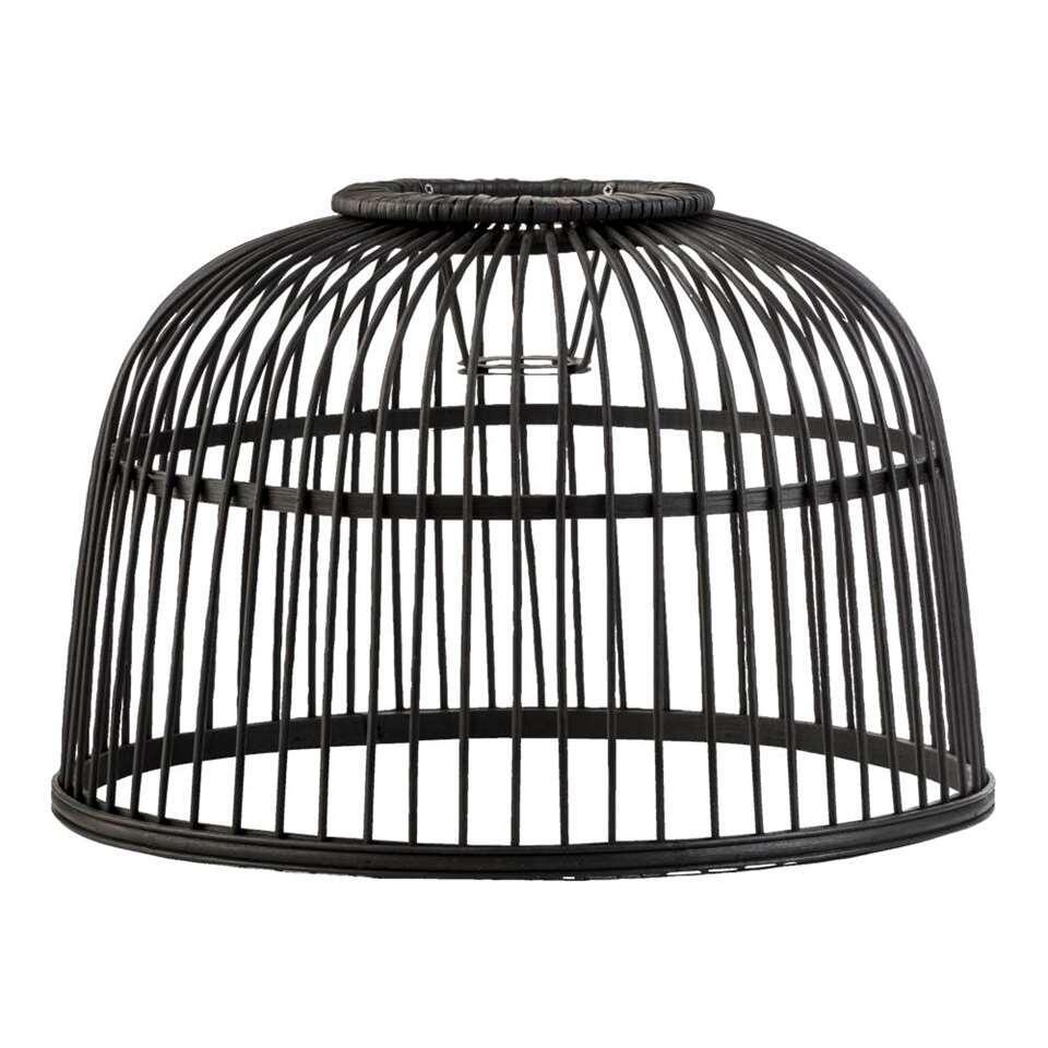 Lampenkap Jack - zwart - 41,5 cm