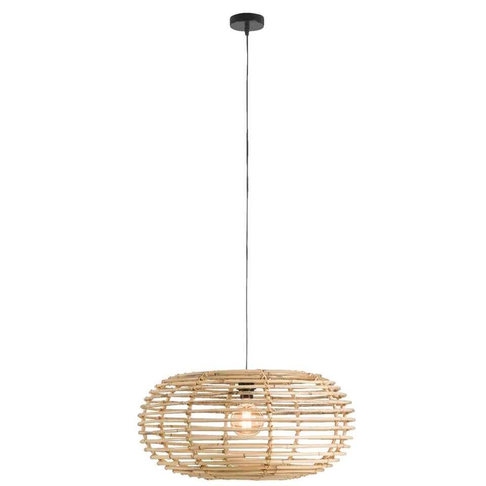 Hanglamp Robert - naturel - 60x30 cm