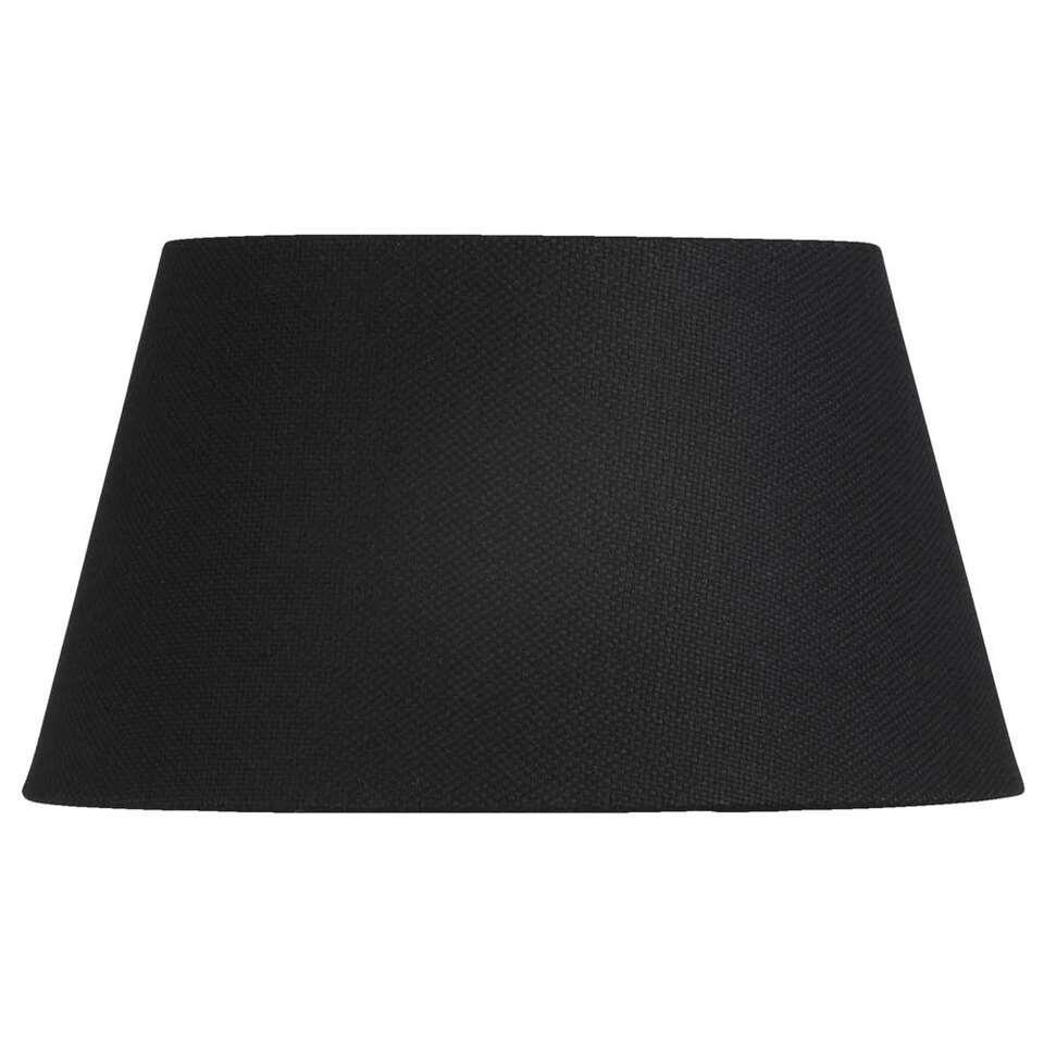 Kap Lika - zwart - 25x18x14 cm - Leen Bakker