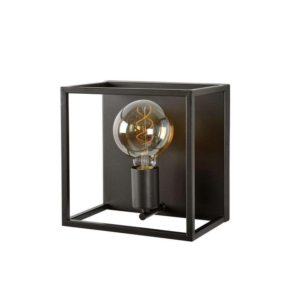Lucide wandlamp Arthur - grijs - Leen Bakker